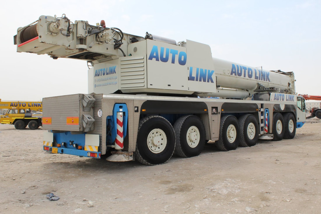 Heavy equipment | Crane Suppliers in Qatar | Crane Rental Companies